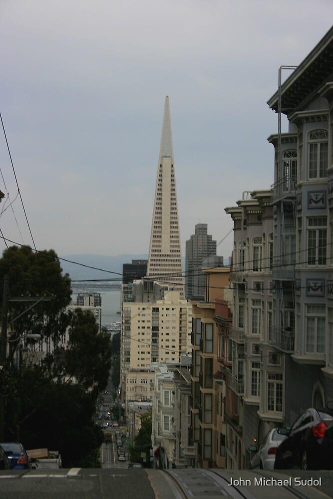 Dropping In On San Francisco by John Michael Sudol