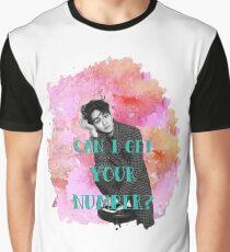 Lee JinKi Graphic T-Shirt