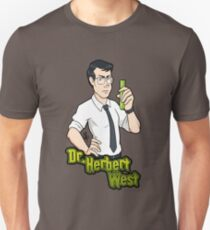 Dr Herbert West T-Shirt