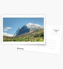 Beinn Nibheis (Ben Nevis) Postcards