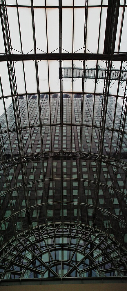 Glass & Steel by MClementReilly