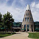 University Center by Sandy Keeton