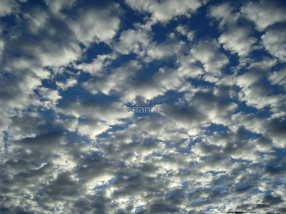 Clouds by orianne