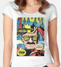 The Armour Women's Fitted Scoop T-Shirt