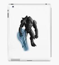 The Arbiter (halo wars)  iPad Case/Skin