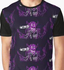 Devil Slinger Neon Graphic T-Shirt