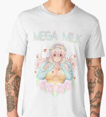 Super Sonico Mega Milk Shirt Men's Premium T-Shirt