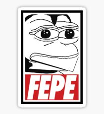 FEPE Sticker
