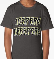 Jeepers Creepers 80's Style Long T-Shirt