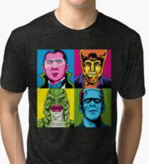 Pop Monster Tri-blend T-Shirt