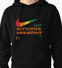 ACTIVITIES ASSISTANT BEST COLLECTION 2017 Pullover Hoodie
