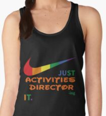 ACTIVITIES DIRECTOR BEST COLLECTION 2017 Women's Tank Top
