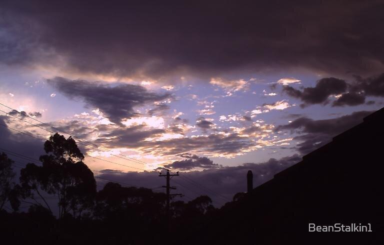 Hurstbrige Sunset by BeanStalkin1