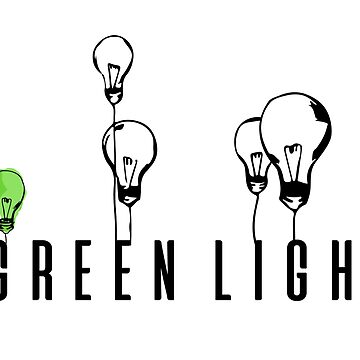 lorde green light  by Zapatadsgn