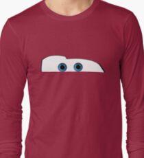 Lightning McQueen Eyes Long Sleeve T-Shirt