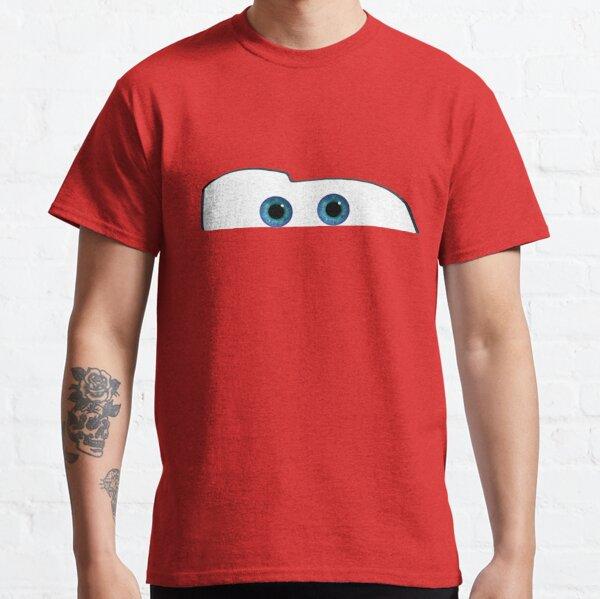 Lightning McQueen Eyes Classic T-Shirt