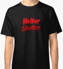 Helter skelter Charles MansonT-Shirt Classic T-Shirt