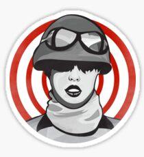Women of Punk - Poly Styrene (v2) Sticker