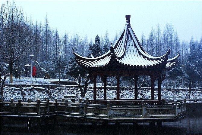 my city --XuanCheng by zuo leilei