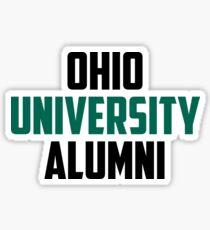 Ohio University Alumni, OU Alumni  Sticker