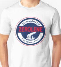 Zerolene Antique Oil Sign T-Shirt