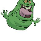 Slimer by red-rawlo
