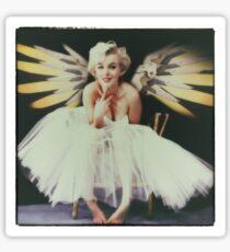 Mercy Monroe Sticker