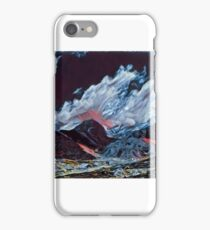 Himalayan mountain iPhone Case/Skin