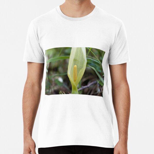 Italian arum (Arum italicum) Premium T-Shirt