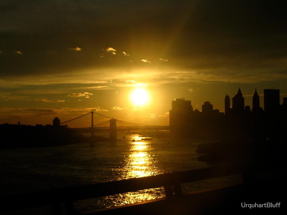 New York by UrquhartBluff