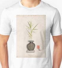 Tony Fernandes 'yield the wind', ikebana 12 T-Shirt