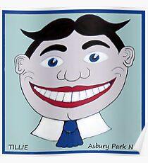 Tillie Asbury Park NJ Poster