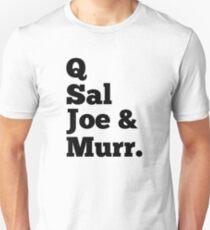 Impractical Jokers Q, Sal, Joe & Murr T-Shirt