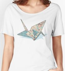 Roadmap for Peace Women's Relaxed Fit T-Shirt