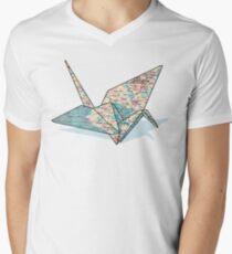 Roadmap for Peace Men's V-Neck T-Shirt