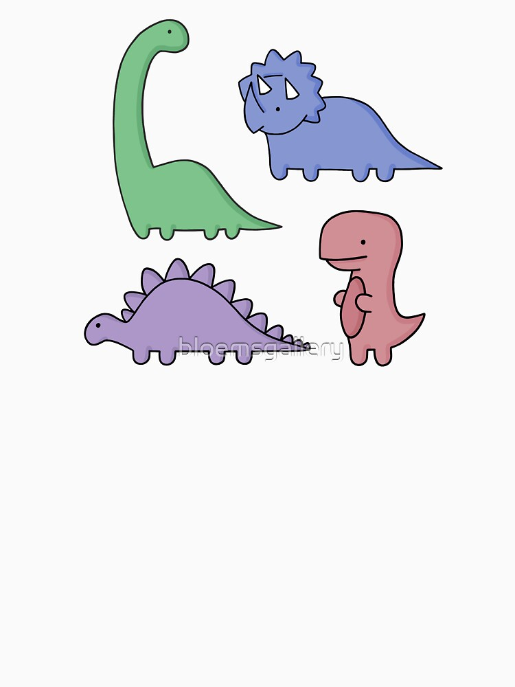 Dinosaur Illustrations by bloemsgallery