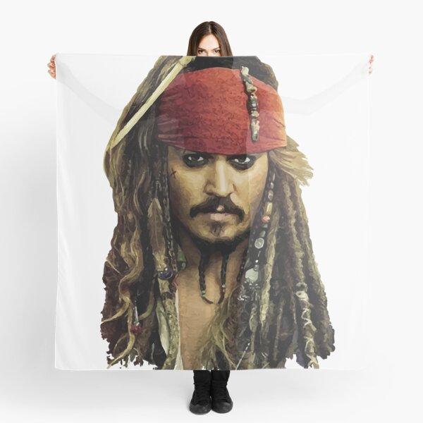 Captain Jack Sparrow Scarf