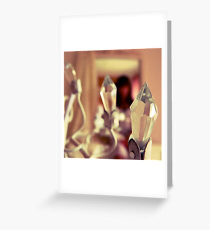 And her name was... Greeting Card