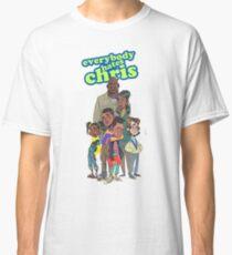Everybody Hates Chris Anime by Tako Classic T-Shirt