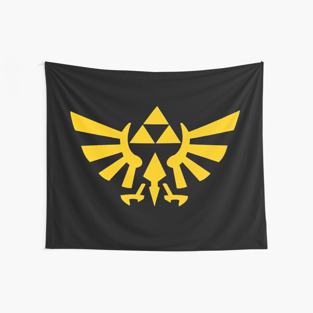 Zelda Triforce Wandbehang