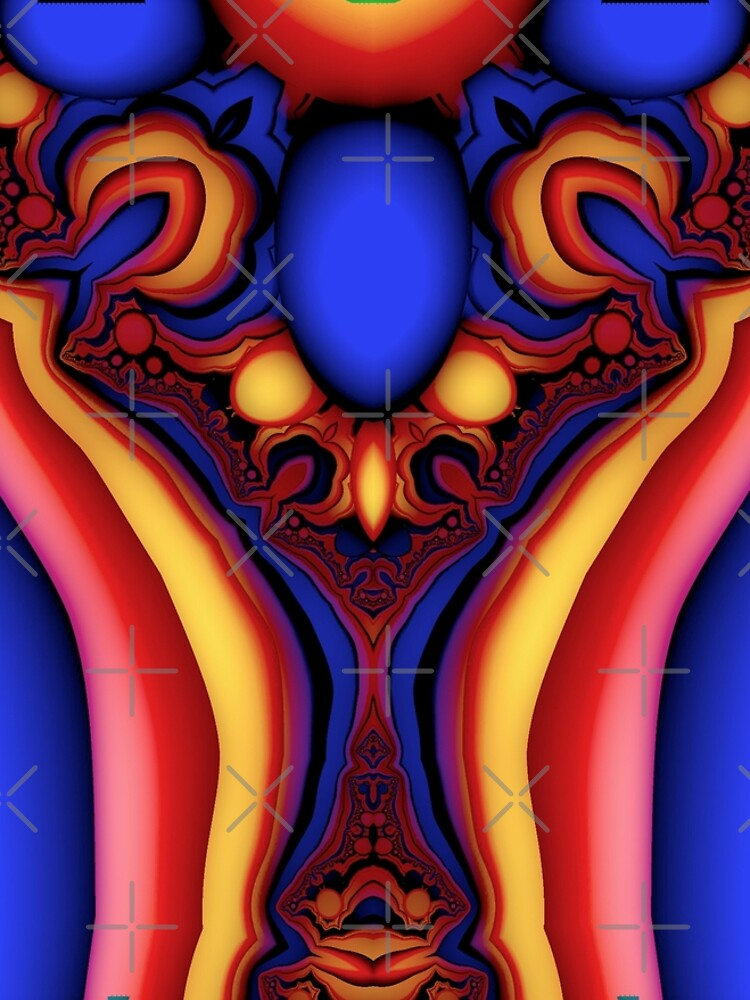 Fractal Mirror by Focal-Art