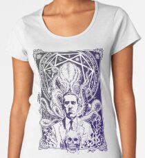 Lovecraft Cthulhu Women's Premium T-Shirt