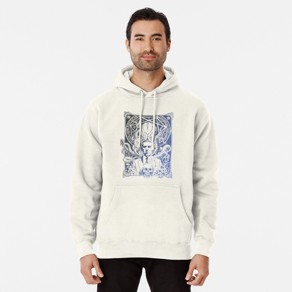 Lovecraft Cthulhu Pullover Hoodie