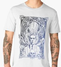 Lovecraft Cthulhu Men's Premium T-Shirt