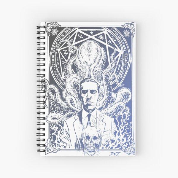 Lovecraft Cthulhu Spiralblock