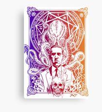 Lovecraft Cthulhu Metal Print