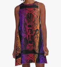 Lovecraft Cthulhu A-Line Dress