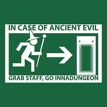 Grab Staff, Go Innadungoen by Tillywinks