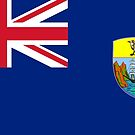 Saint Helena Flag Products by Mark Podger