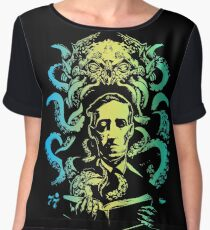Lovecraft Cthulhu Women's Chiffon Top